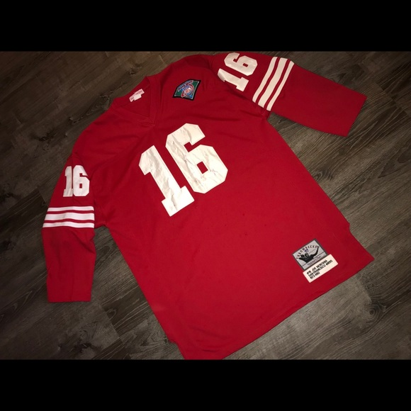 brand new b4ea1 f4790 Joe Montana Authentic Jersey San Francisco 49ers